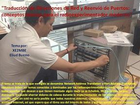 Traduccion de Direcciones de Red y Reenvio de Puertos XE2MBE podcast