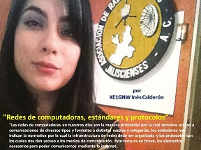 XE1GNW Ines Calderon 18MAY16 podcast