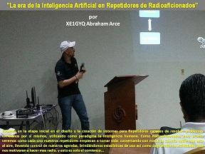 La era de la Inteligencia Artificial en Repetidores de Radioaficionados podcast