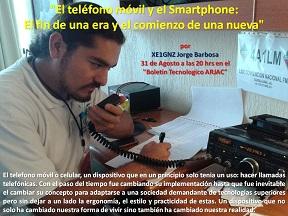 El teléfono móvil y el Smartphone podcast
