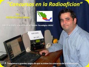 298 XE2OK Orlando Salinas Concursos en la Radioaficion